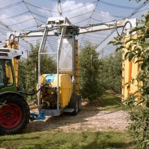 Fruit sprayer KWH