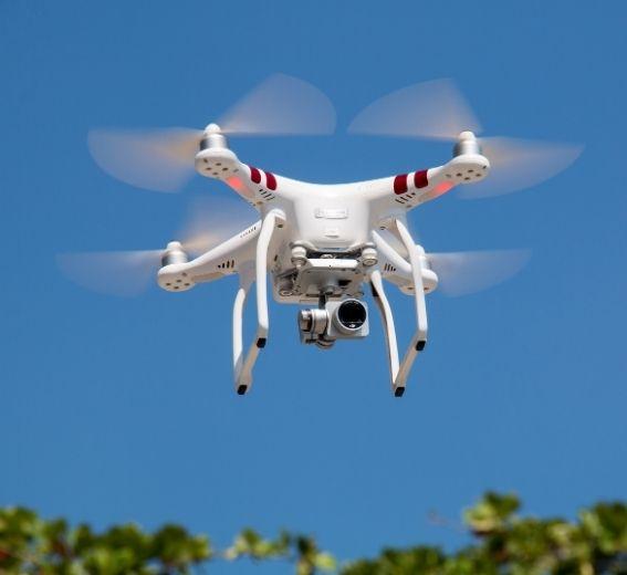 Drone data precision farming