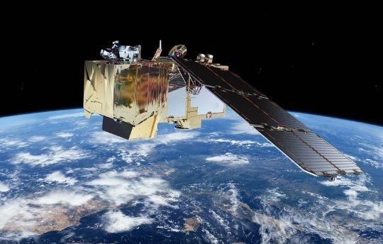 Satellite data precision farming