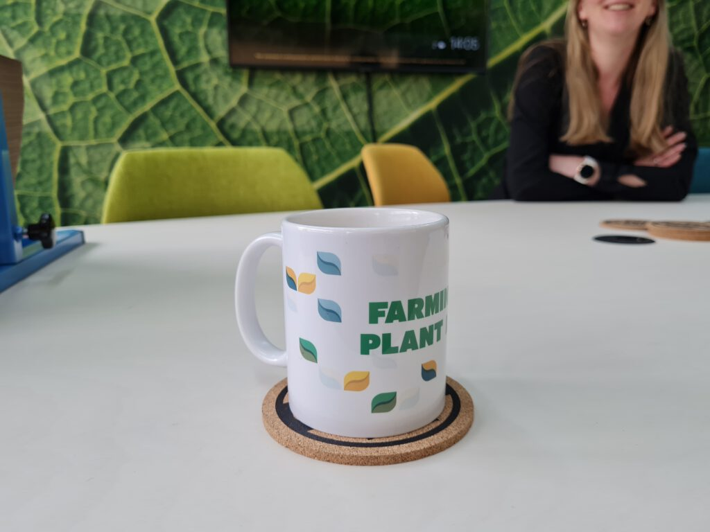 Coffee at BBLeap